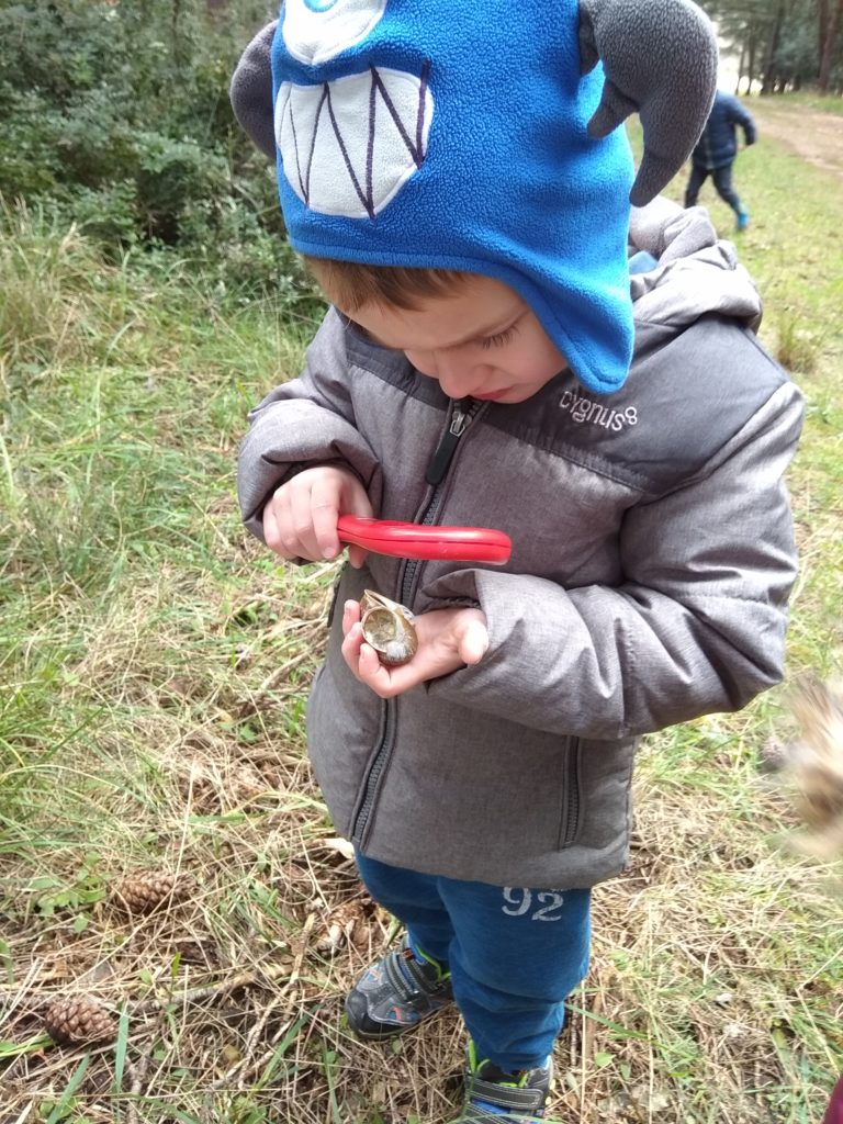 Narava je primerna za vse otroke, ne glede na njihov značaj, navade in težave.